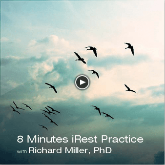 Experience iRest with this 8-minute Practice