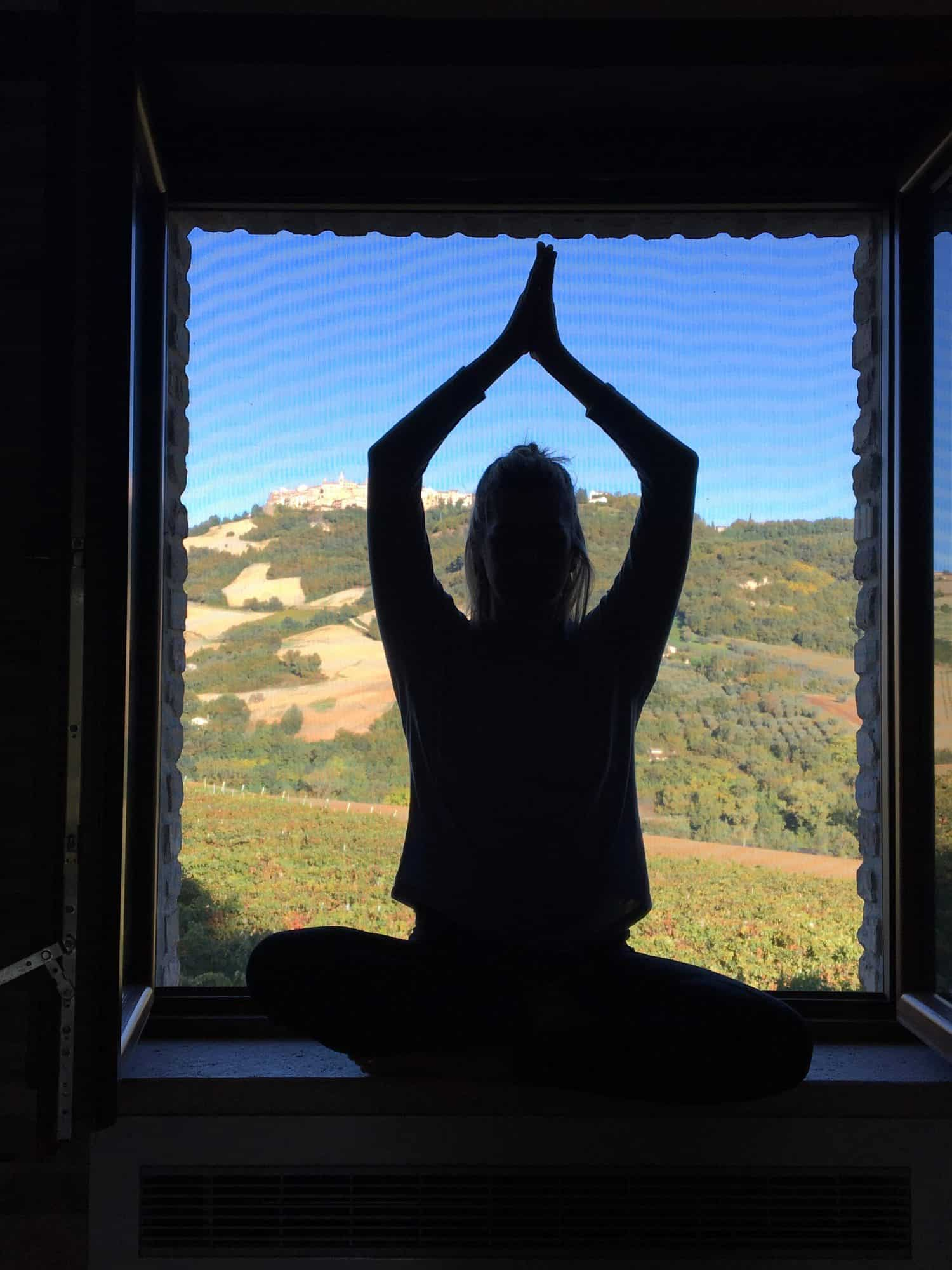 Yoga Holiday: Savour Italy